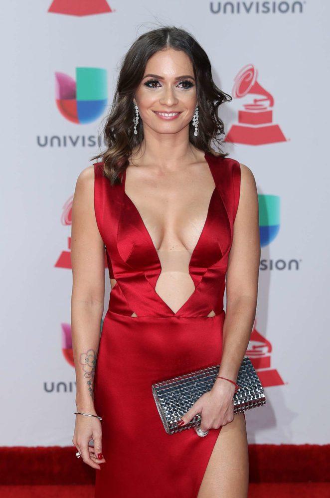Diana Fuentes - 2017 Latin Grammy Awards in Las Vegas