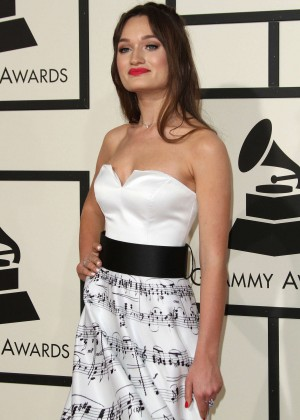 Diana Gloster - 2016 GRAMMY Awards in Los Angeles