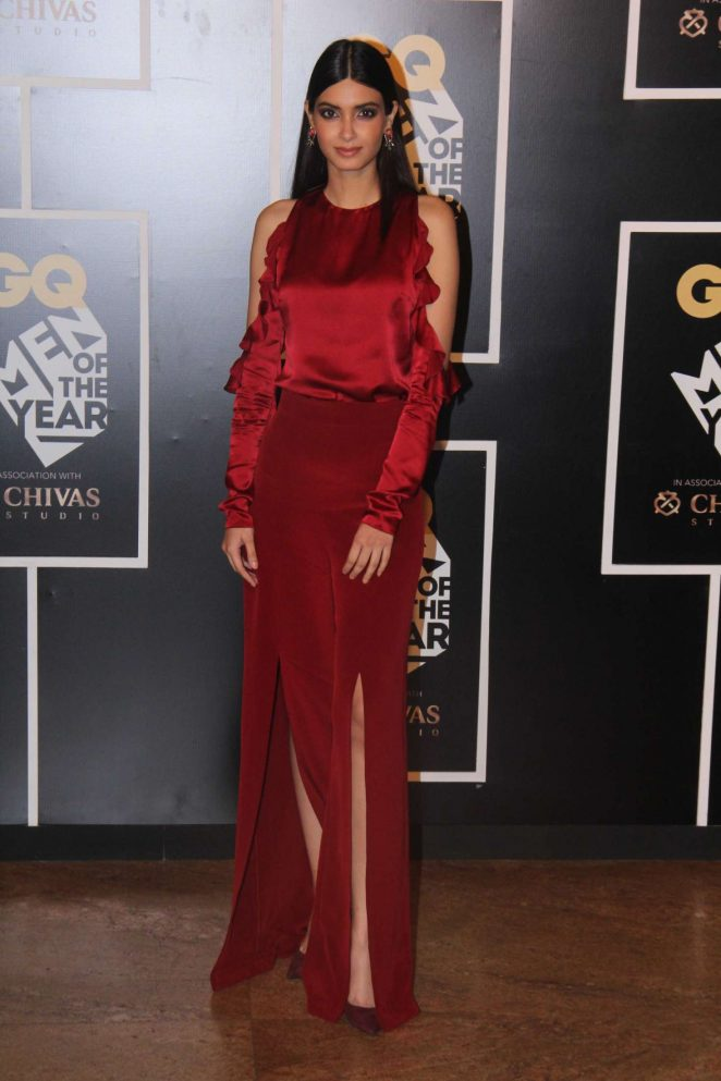 Diana Penty - GQ India's Men of the Year Awards 2016 in Mumbai