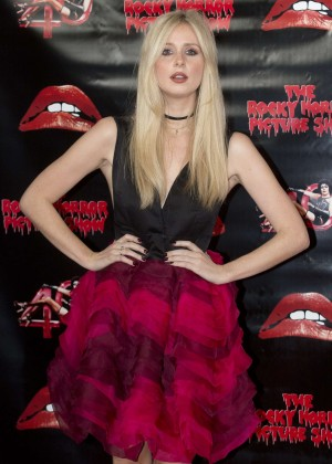Diana Vickers - The Rocky Horror Picture Show: 40th Anniversary Screening in London