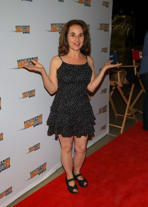 Diane Franklin - 'Garlic and Gunpowder' Premiere in Los Angeles
