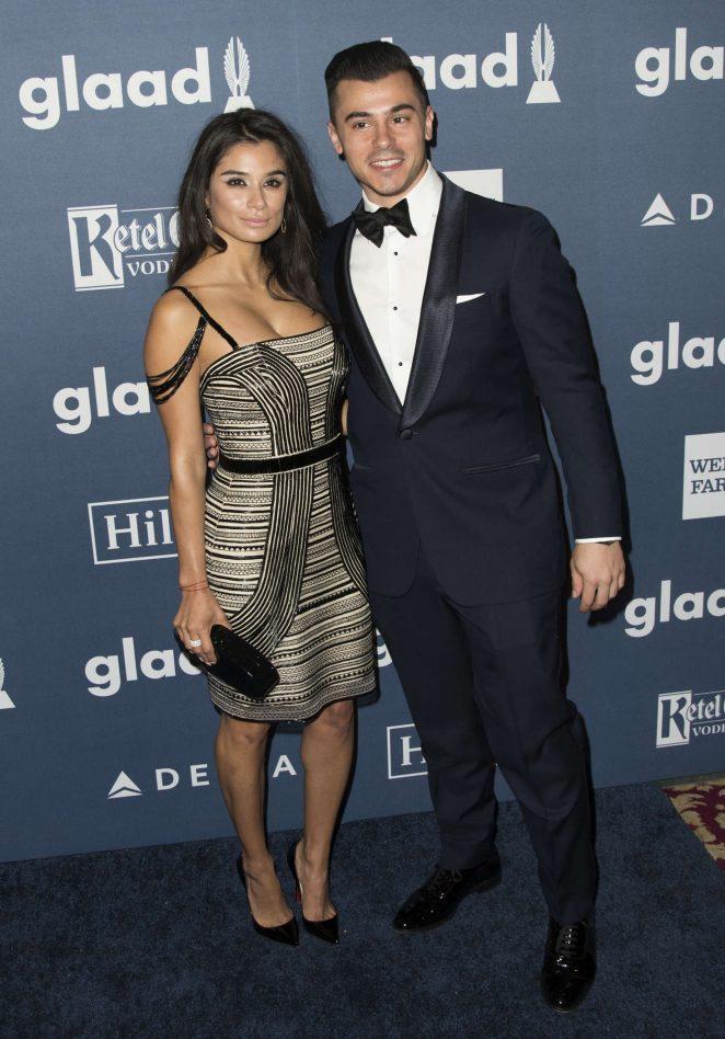 Diane Guerrero - 2016 GLAAD Media Awards in NYC