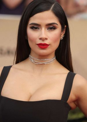 Diane Guerrero - 2017 Screen Actors Guild Awards in Los Angeles