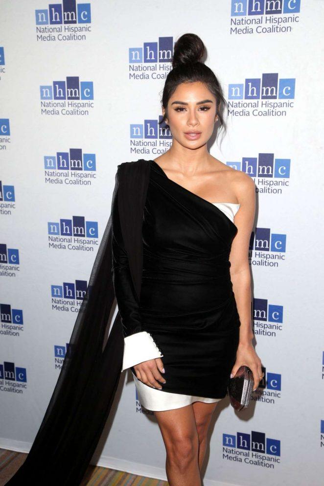 Diane Guerrero - 2018 National Hispanic Media Coalition Impact Awards in LA