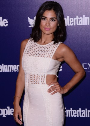 Diane Guerrero - Entertainment Weekly and PEOPLE Celebration of The New York Upfronts