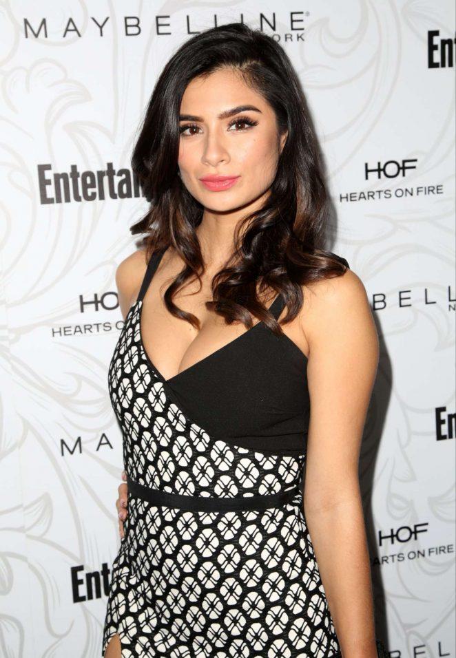 Diane Guerrero - Entertainment Weekly Celebration of SAG Award Nominees in Los Angeles