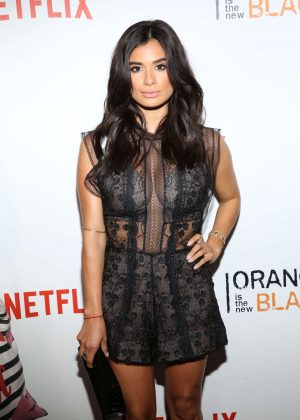 Diane Guerrero - 'Orange Is The New Black' Season 4 Premiere in New York