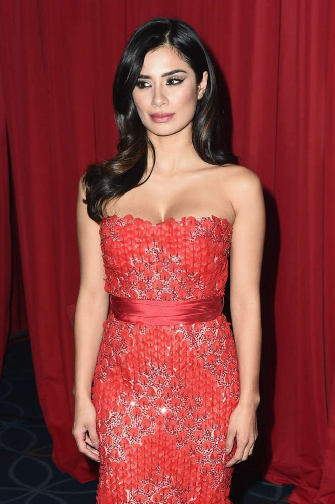 Diane Guerrero - The American Heart Association's Go Red For Women Red Dress Collection in NY