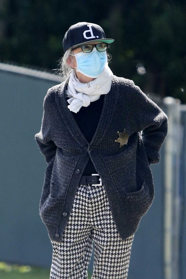 Diane Keaton - Out in Los Angeles