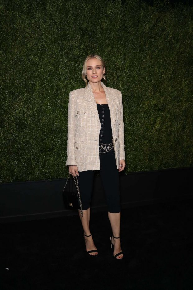 Diane Kruger - 14th Annual Tribeca Film Festival Artists Dinner in NYC