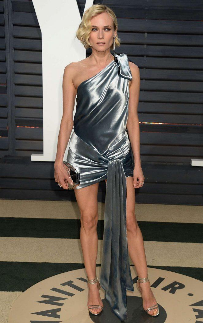 Diane Kruger - 2017 Vanity Fair Oscar Party in Hollywood