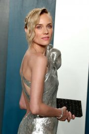 Diane Kruger - 2020 Vanity Fair Oscar Party in Beverly Hills