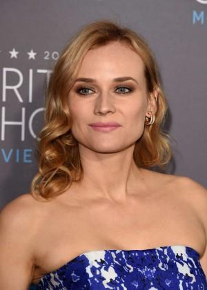 Diane Kruger - 2015 Critics Choice Movie Awards in LA