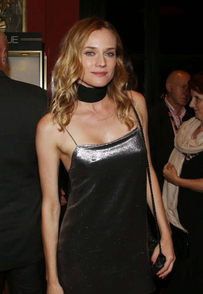 Diane Kruger – 42th Deauville US Film Festival Opening Ceremony in Deauville