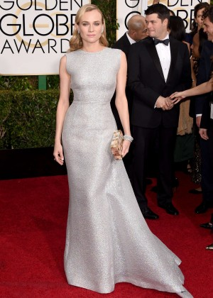 Diane Kruger - 2015 Golden Globe Awards in Beverly Hills
