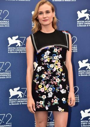 Diane Kruger - 72nd Venice Film Festival Jury Photocall