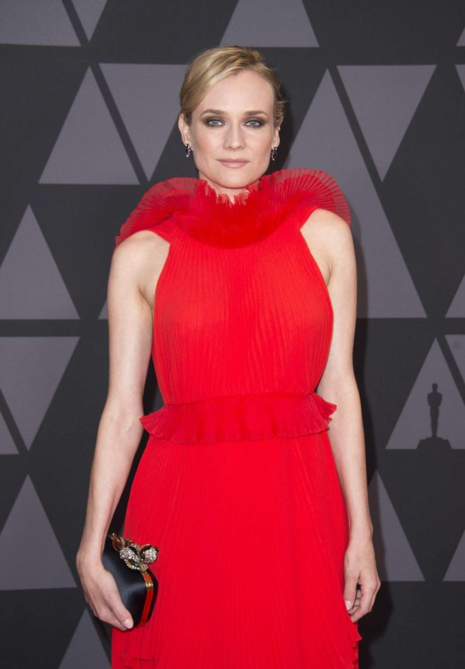 Diane Kruger - 9th Annual Governors Awards in Hollywood
