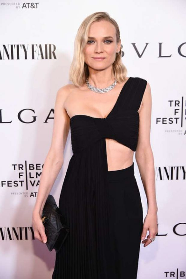 Diane Kruger - BVLGARI World Premiere of 'Celestial' & 'The Fourth Wave' in NYC