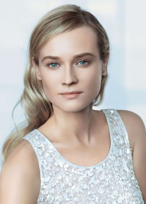 Diane Kruger - Chanel Hydra Beauty Campaign 2015