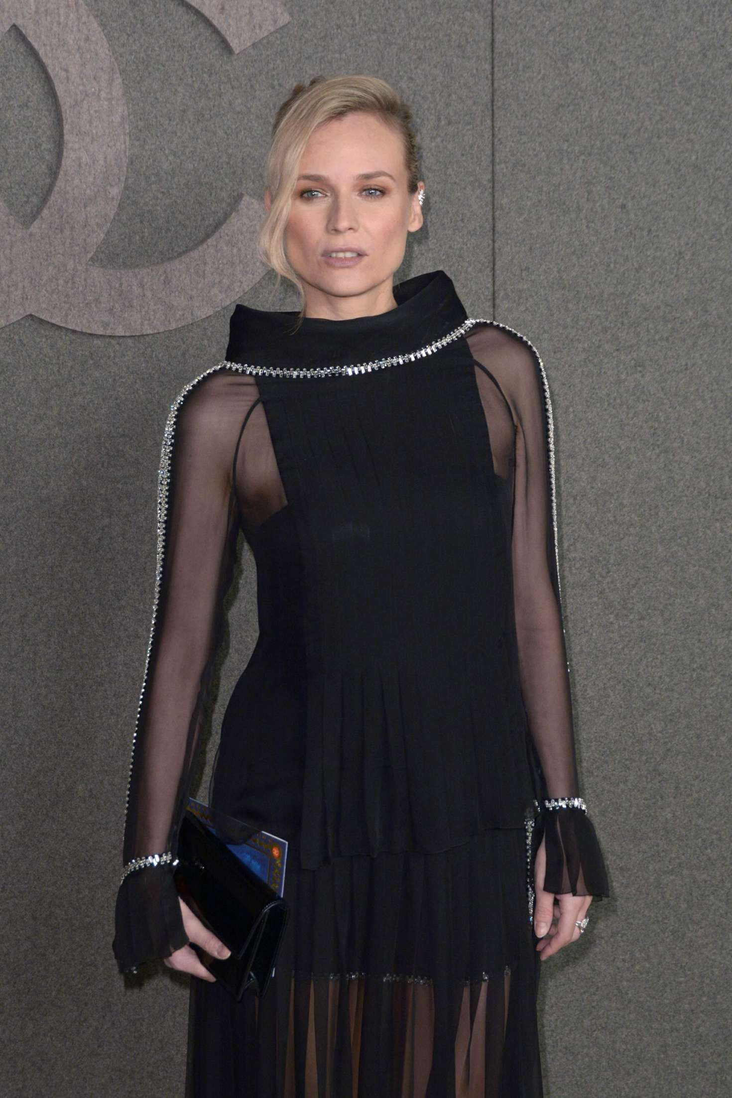 Diane Kruger - Chanel Metiers d'Art Pre-Fall 2019 Fashion Show in NY
