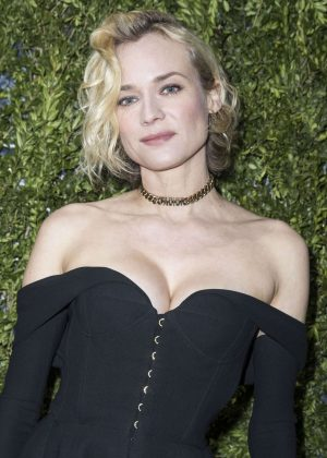 Diane Kruger - Christian Dior Fashion Show Haute-Couture SS 2017 in Paris