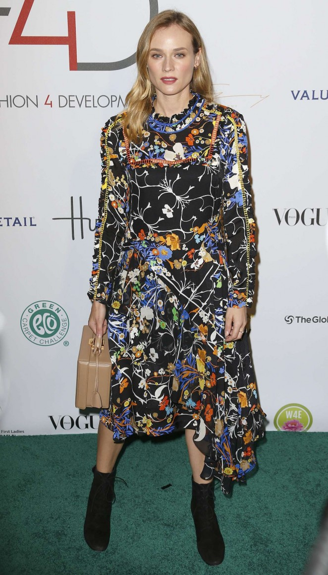Diane Kruger - Fashion 4 Development's 5th Annual Official First Ladies Luncheon