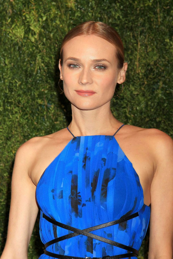Diane Kruger - God's Love We Deliver, Golden Heart Awards 2015 in NYC