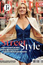 Diane Kruger - Grazia France Magazine (July 2019)
