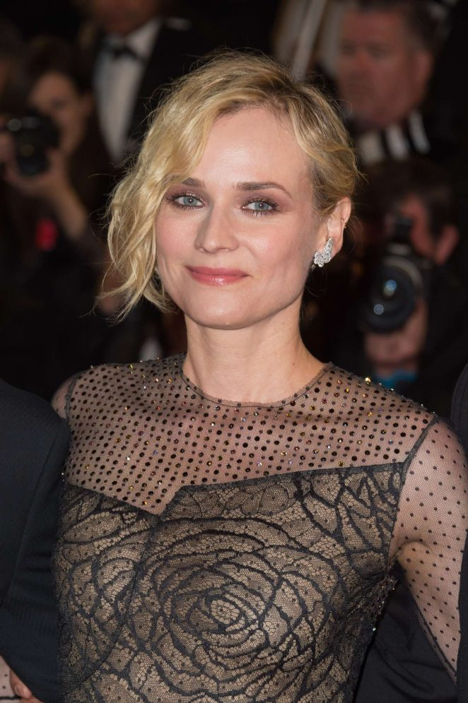 Diane Kruger - 'In the Fade' Screening at 70th Cannes Film Festival