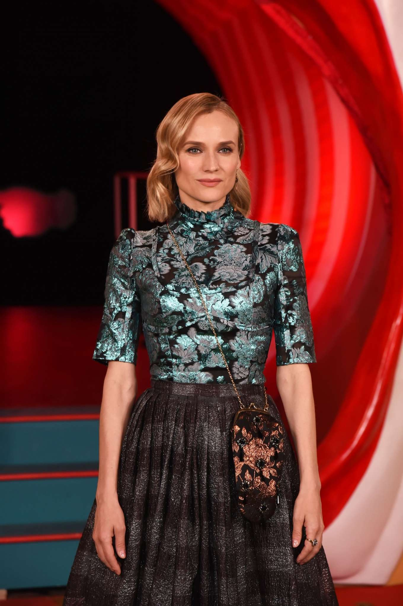 Diane Kruger - 'IT Chapter Two' European Premiere in London