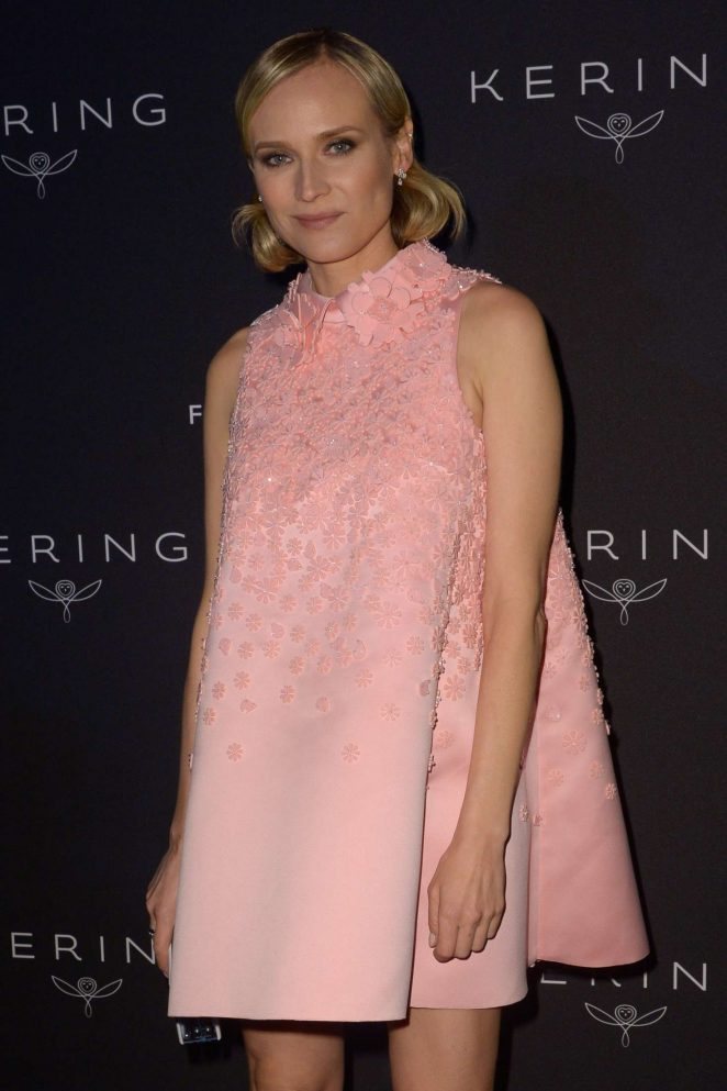 Diane Kruger – Kering Women in Motion Awards Dinner at 2018 Cannes Film Festival