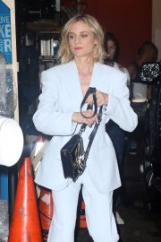 Diane Kruger - Live with Kelly and Ryan in New York