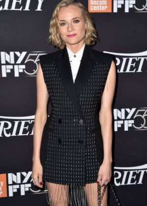 Diane Kruger - New York Elite Entertainment Event in NYC
