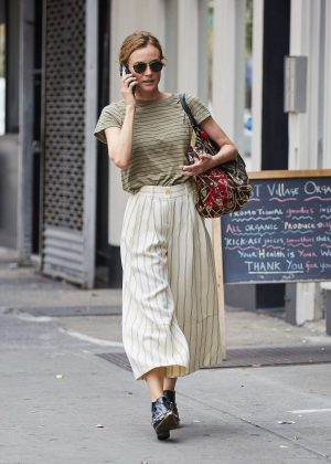 Diane Kruger out and about in New York City