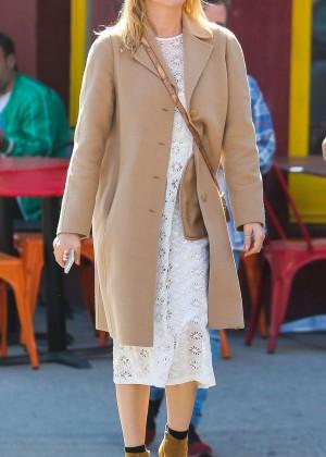 Diane Kruger in White Dress -01