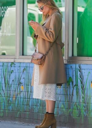 Diane Kruger in White Dress -02