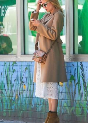 Diane Kruger in White Dress -08