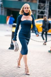 Diane Kruger - Out in New York City