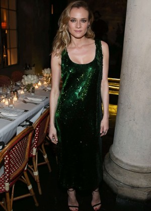 Diane Kruger - Repossi Dinner at Chateau Marmont in LA