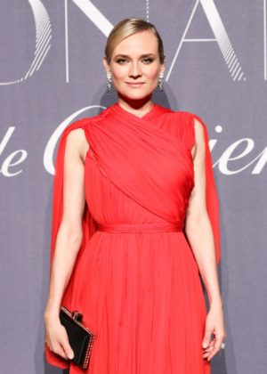 Diane Kruger - Resonances De Cartier Jewelry Collection Launch in NY
