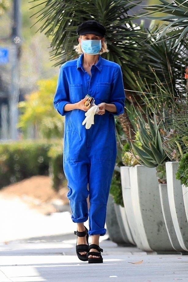 Diane Kruger - Seen a the Market