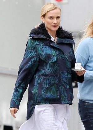 Diane Kruger: Photoshoot for Chanel in LA