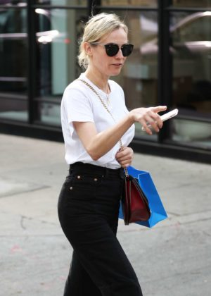 Diane Kruger - Shopping at Cotton Citizen in Los Angeles