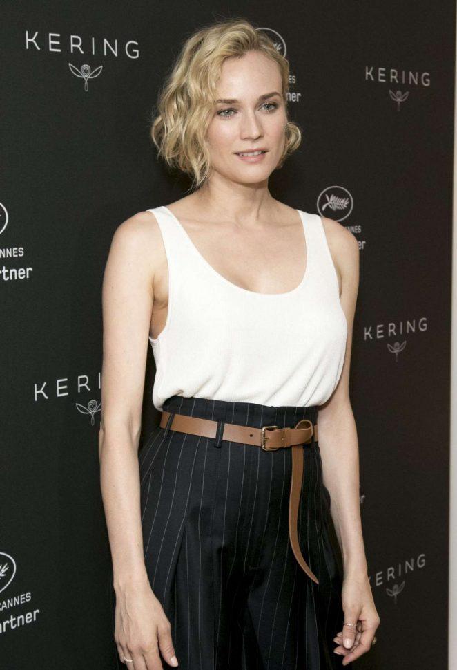 Diane Kruger - Talk Women in Motion at 70th Cannes Film Festival