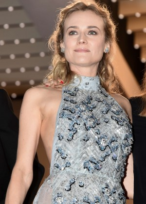 "Diane Kruger - ""The Sea Of Trees"" Premiere in Cannes"