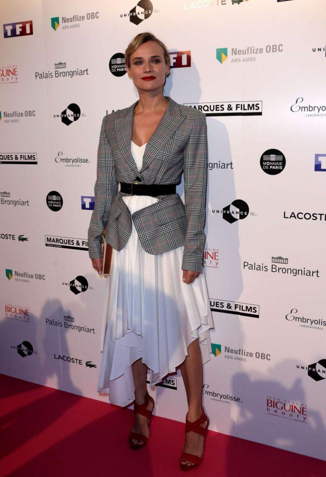 Diane Kruger - 'Trophees Du Film Francais' Ceremony in Paris