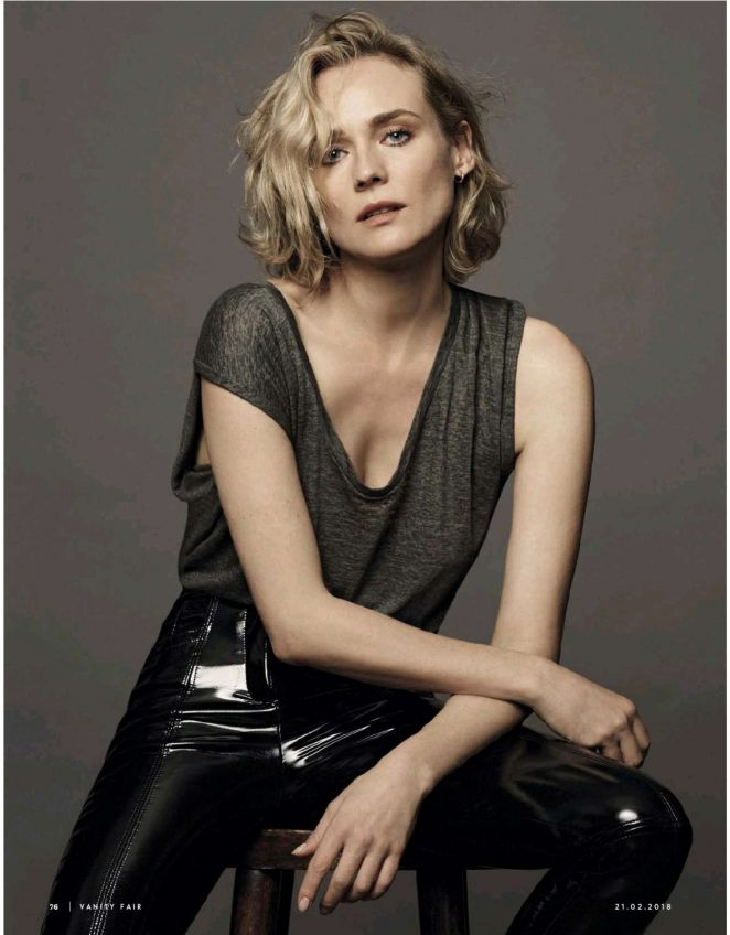 Diane Kruger - Vanity Fair Italy (February 2018)