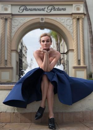 Diane Kruger - Violet Grey Magazine (October 2015)
