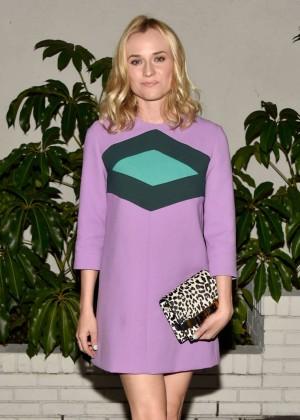 Diane Kruger - W Magazine Celebrates Golden Globes Week 2015 in LA
