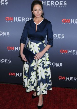 Diane Lane - 11th Annual CNN Heroes: An All-Star Tribute in NY